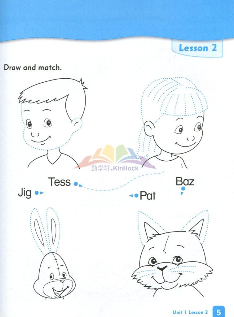 英语课本上zoom简笔画