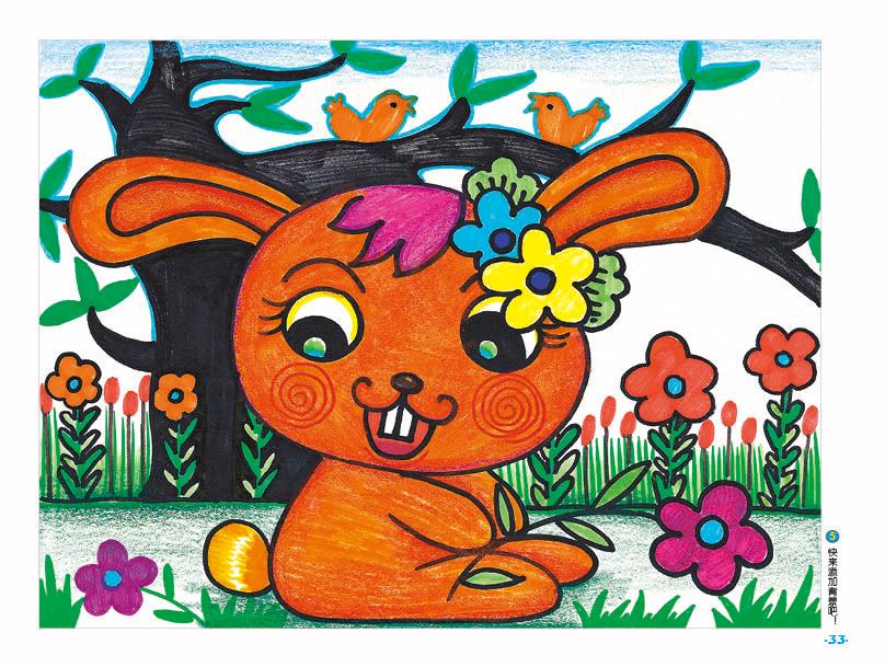 无锡少儿绘画培训班小班幼儿美术作品展儿童画图片无锡培训学校庆元宵图片