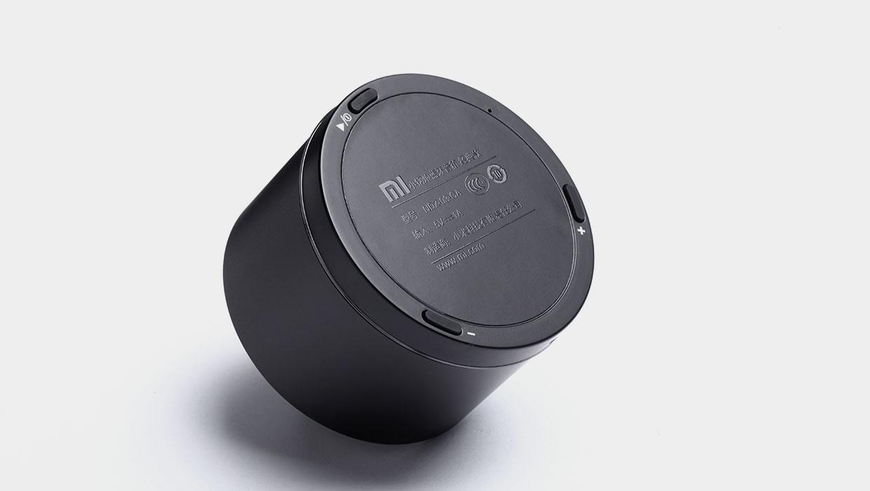 xiaomi/小米 小钢炮蓝牙音箱户外便携无线迷你低音炮手机蓝牙音响