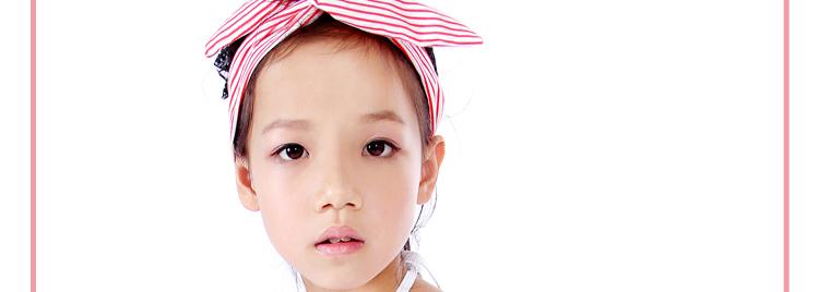 【欢乐谷b】女童韩国可爱新款游泳衣分体