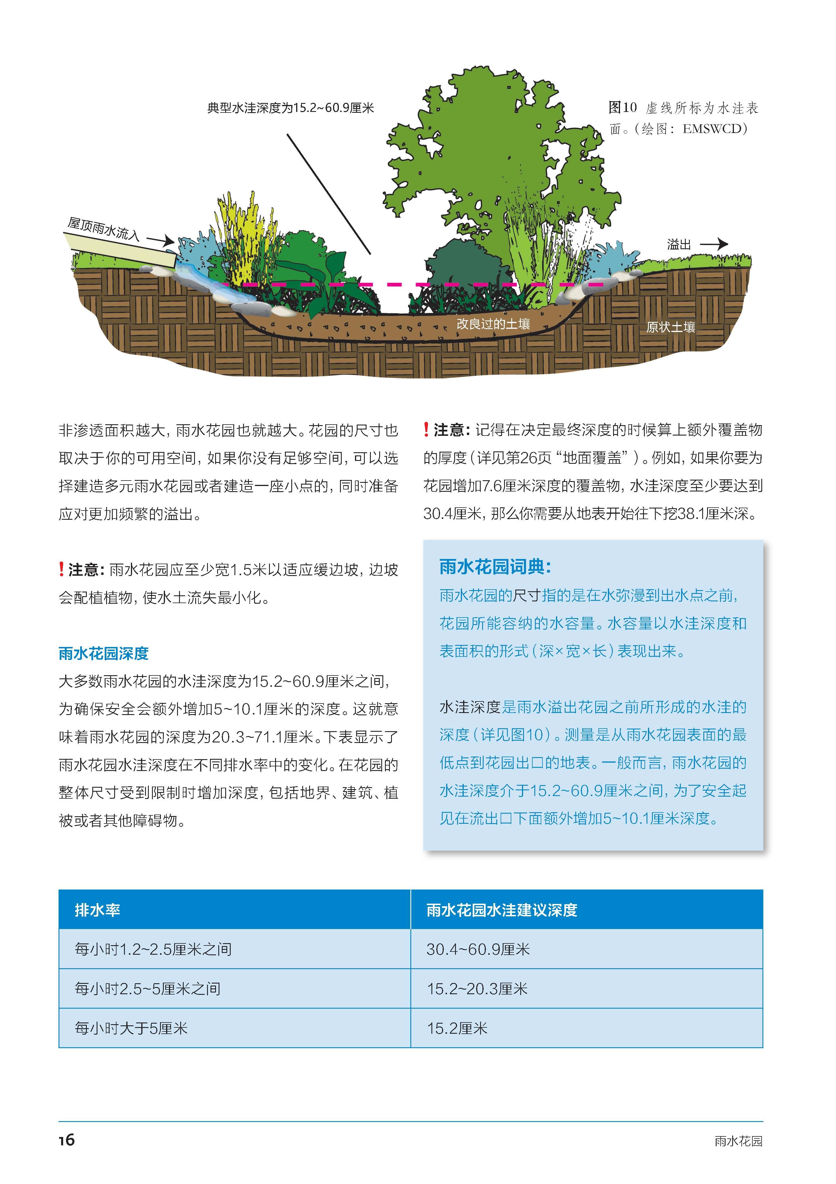 雨水花园高清图片图片